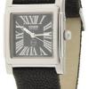 นาฬิกาข้อมือผู้หญิง Citizen Eco-Drive รุ่น EP5330-09E, Titanium Sapphire Black Leather Elegant Watch