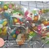 ตุ๊กตาไอซิ่ง เด็กผู้ชาย ตุ๊กตาน้ำตาลไอซิ่ง icing (3ซม)