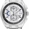 นาฬิกาข้อมือผู้ชาย Citizen Eco-Drive รุ่น CA0201-51B, Super Titanium 100m Sapphire Chronograph Watch