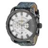 นาฬิกาผู้ชาย Diesel รุ่น DZ4345, Chronograph White Ceramic Men's Watch