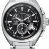 นาฬิกาข้อมือผู้ชาย Citizen Eco-Drive รุ่น BY0020-59E, Attesa Titanium Global Radio Duratect Sapphire