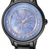 นาฬิกาผู้หญิง Citizen รุ่น EM0386-51N, L Circle Of Time Eco-Drive Diamond Sapphire