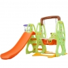 Mini Playground Set สไลเดอร์ 4 อิน 1 สำหรับเด็ก ราคาถูก