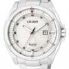 นาฬิกาข้อมือผู้ชาย Citizen Eco-Drive รุ่น AW1401-50A, Super Titanium Japan Sapphire