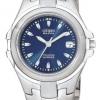 นาฬิกาผู้หญิง Citizen Eco-Drive รุ่น EW0650-51L, Titanium Sapphire