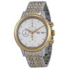 นาฬิกาผู้ชาย Tissot รุ่น T0854272201100, Carson Automatic Chronograph Two-Tone