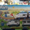 รางรถไฟใส่ถ่านHigh-Speed Rail Train