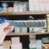 พลาสติกรองเจาะ (สำหรับเครื่องเจาะกระดาษ) ห่อ/10ชิ้น