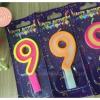 เทียนตัวเลข เทียนเค้กวันเกิด เลข9