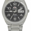 นาฬิกาผู้ชาย Orient รุ่น SAB08002B8, 3 Star Automatic Black Dial