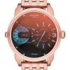 นาฬิกาผู้ชาย Diesel รุ่น DZ7336, Mini Daddy Quartz Dual Time