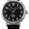 นาฬิกาข้อมือผู้ชาย Orient รุ่น SDD03002B0, Monarch Japan Automatic Leather