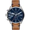 นาฬิกาผู้ชาย Diesel รุ่น DZ4470, Ms9 Chronograph Left hand Crown Men's Watch