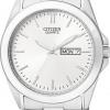 นาฬิกาผู้ชาย Citizen รุ่น BF0580-57A, Quartz Elegant Stainless Steel
