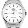 นาฬิกาผู้ชาย Orient รุ่น SER2D005W0, Classic Automatic Japan 50m White Dial