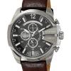นาฬิกาผู้ชาย Diesel รุ่น DZ4290, Mega Chief Chronograph Grey Dial