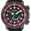 นาฬิกาข้อมือผู้ชาย Citizen Eco-Drive รุ่น BJ7086-06E, Promaster Land GMT