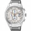 นาฬิกาผู้ชาย Citizen Eco-Drive รุ่น CA0650-82B, Super Titanium Chronograph