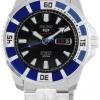 นาฬิกาข้อมือผู้ชาย Seiko รุ่น SRP203K1, Seiko 5 Automatic 24 Jewels 100m