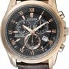 นาฬิกาข้อมือผู้ชาย Citizen Eco-Drive รุ่น BL5542-07E, Sapphire Perpetual Calendar Chronograph