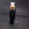 SA250 ml สีดำ+ปั้มเจลทอง แพคละ 10 ชิ้น
