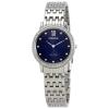 นาฬิกาผู้หญิง Citizen Eco-Drive รุ่น EX1480-58L, Silhouette Crystal Women's Watch