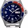 นาฬิกาผู้ชาย Orient รุ่น SAA02009D3, Mako II Mechanical Automatic Divers Japan