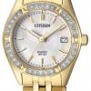 นาฬิกาผู้หญิง Citizen รุ่น EU6062-50D