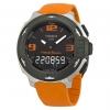 นาฬิกาผู้ชาย Tissot รุ่น T0814201705702, T-Race Touch Analog-Digital