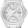 นาฬิกาข้อมือผู้หญิง Citizen Eco-Drive รุ่น EW1770-54B, 100m Super Titanium Sapphire Japan Watch