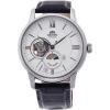 นาฬิกาผู้ชาย Orient รุ่น RA-AS0005S10B, Sun & Moon Open Heart Automatic