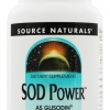 Source Naturals SOD Power 250 mg 60 Tablets