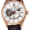นาฬิกาผู้ชาย Orient รุ่น WZ0211DK, Orient Star Semi Skeleton Collection