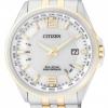 นาฬิกาข้อมือผู้ชาย Citizen Eco-Drive รุ่น CB0019-59A, Global Radio Controlled Sapphire