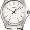 นาฬิกาผู้ชาย Orient รุ่น SQC0S004W0, Classic Quartz Japan Elegant