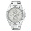 นาฬิกาผู้ชาย Citizen รุ่น AN3460-56A, Casual Chrono Mens Analog Silver Watch