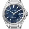 นาฬิกาข้อมือผู้ชาย Citizen Eco-Drive รุ่น BM6930-57M, Super Titanium 100m Sapphire Blue