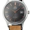 นาฬิกาผู้ชาย Orient รุ่น SAC08003A0, Bambino Version 4 Japan Automatic Elegant