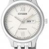 นาฬิกาข้อมือผู้หญิง Citizen Automatic รุ่น PD7130-51A, Luxury Sapphire Japan 50m