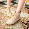 รองเท้าบูทสไตล์อังกฤษย้อนยุค