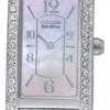 นาฬิกาข้อมือผู้หญิง Citizen Eco-Drive รุ่น EG2025-75X, Mother Of Pearl Swarovski Japan Elegant Watch
