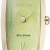 นาฬิกาผู้หญิง Citizen รุ่น EX1102-55W, Eco-Drive Sapphire Japan