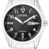 นาฬิกาผู้ชาย Citizen รุ่น NP4060-57E, Luxury Automatic Sapphire