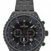นาฬิกาผู้ชาย Citizen รุ่น AN8066-51E, Quartz Chronograph Tachymeter Black Watch