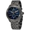 นาฬิกาผู้ชาย Diesel รุ่น DZ4442, Padlock Blue Dial Chronograph