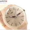นาฬิกา ชาย-หญิง Swatch รุ่น SUOL700, Rose Rebel