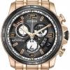 นาฬิกาข้อมือผู้ชาย Citizen Eco-Drive รุ่น BY0108-50E, Chrono Global Radio Controlled Sapphire