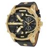 นาฬิกาผู้ชาย Diesel รุ่น DZ7371, Mr. Daddy 2.0 Chronograph Four Time Zone