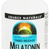 Source Naturals Melatonin Timed Release 3 mg 240 Tablets