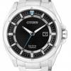 นาฬิกาข้อมือผู้ชาย Citizen Eco-Drive รุ่น AW1401-50E, Super Titanium Japan Sapphire